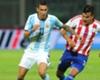 Angel Di Maria - Gustavo Gomez - Argentina – Paraguay Eliminatorias Sudamericanas 11102016