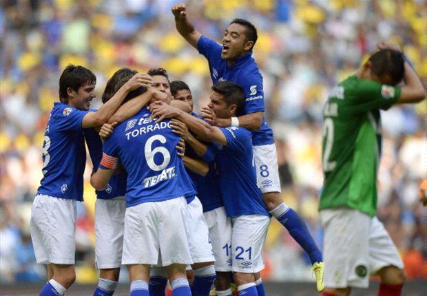 Liga Bancomer Mx: América 1-2 Cruz Azul I Venganza Consumada