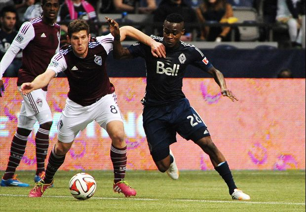 Colorado Rapids 2-0 Vancouver Whitecaps: Powers and Sanchez power Rapids