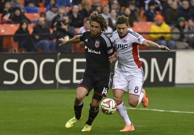 D.C. United 2-0 New England Revolution: United bags first win of 2014