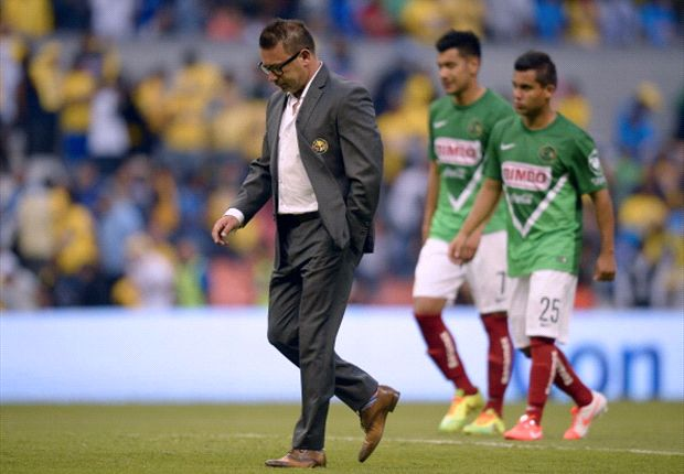 Antonio Mohamed: Club America has been 'mediocre'