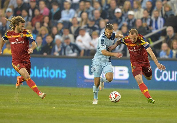 Sporting Kansas City 0-0 Real Salt Lake: Rosell sent off in scoreless draw