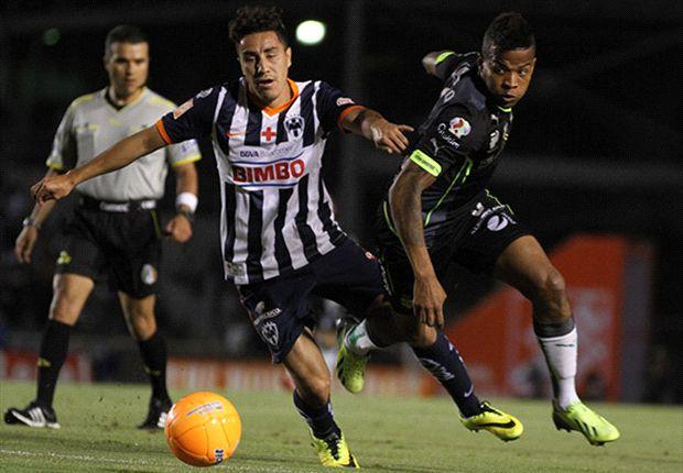 Liga Bancomer Mx: Monterrey 2-2 Santos | Intenso duelo entre norteños