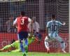 Penal Sergio Kun Aguero - Justo Villa - Argentina – Paraguay Eliminatorias Sudamericanas 11102016