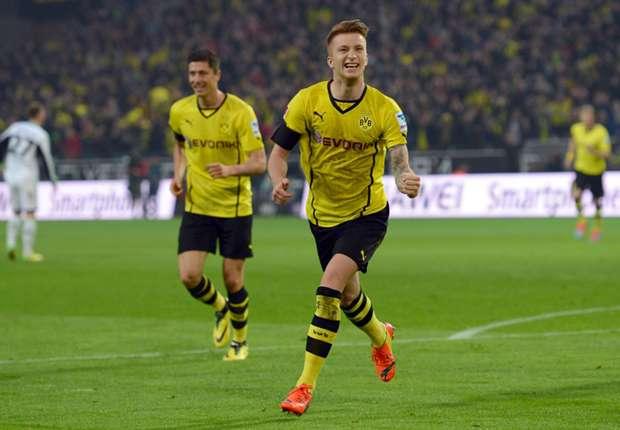 Reus targeting Champions League miracle