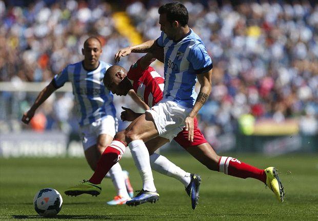 Málaga 4-1 Granada: Ignacio Camacho dinamita el partido