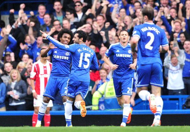 Chelsea: 2013-14 season in statistics