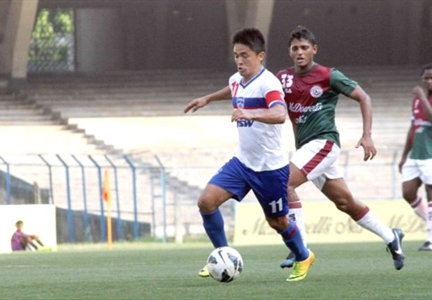 Mohun Bagan 0-2 Bengaluru FC: Rooney stars for The Bangaloreans