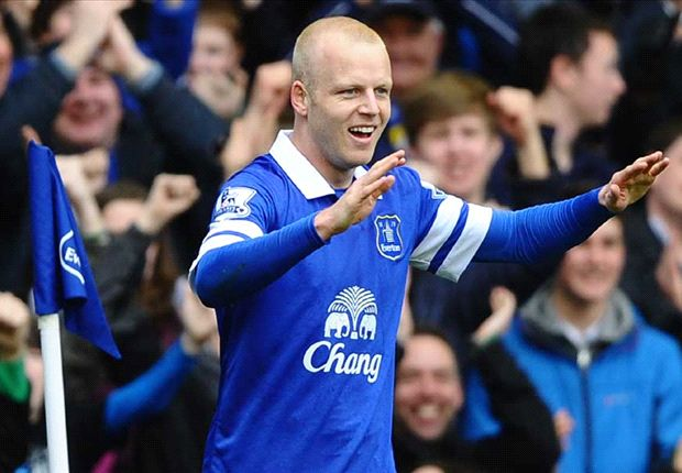 Everton will 'fight to the end', Naismith warns Arsenal and Manchester City