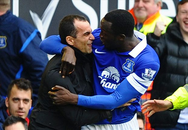 'As good as it gets' - Martinez revels in Everton win over Arsenal