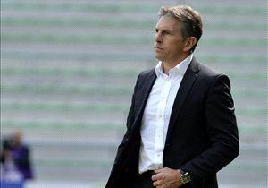 Claude Puel Saint-Etienne Nice Ligue 1 06042014