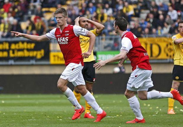 Johannsson scores, assists, misses chance in AZ draw