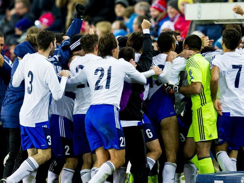 VIDEO - Il San Marino segna, la tv norvegese impazzisce!
