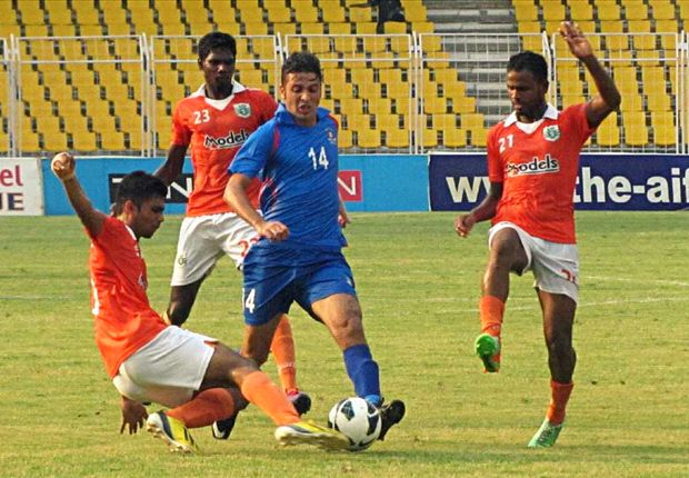Top and Flop: Sporting Clube de Goa 1-1 Churchill Brothers
