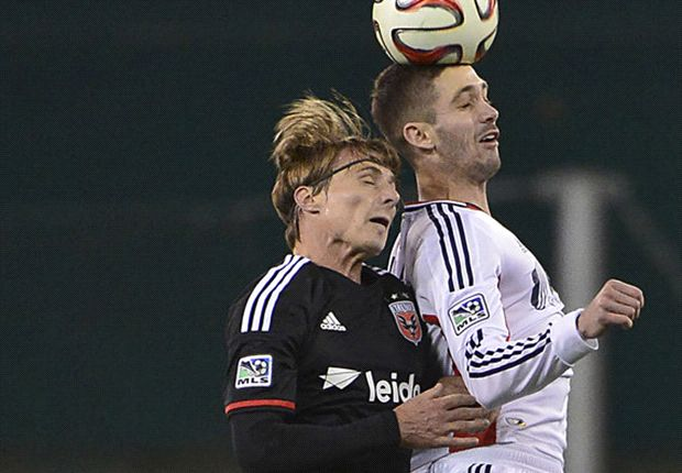Chris Rolfe happy to 'move on' with D.C. United debut goal