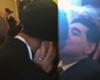 R10, Totti e Maradona no Jogo da Paz