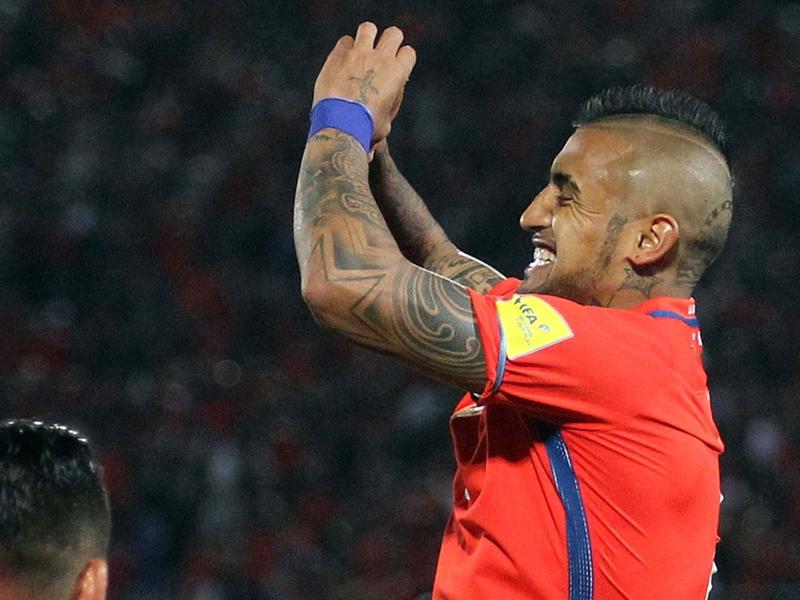 """Chili, Vidal : """"Une victoire méritée"""""""
