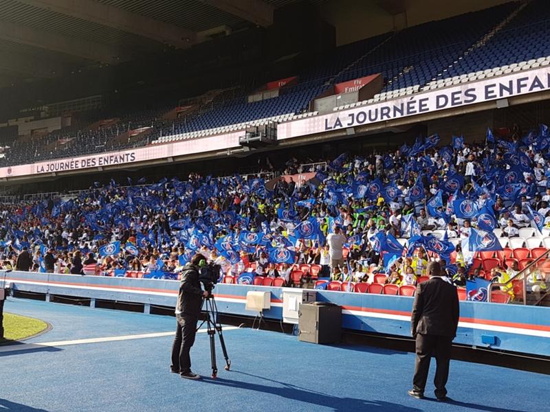 Match à huis clos pour le PSG
