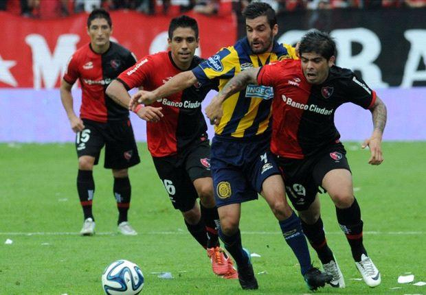 En un partido intenso, Central terminó festejando en el Marcelo Bielsa.
