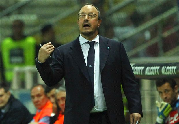 'Napoli won't finish second' - Benitez gives up on Roma chase