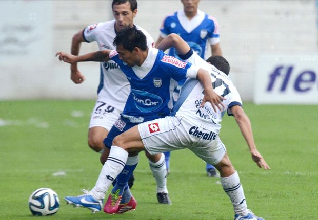 Los cuatro goles del encuentro fueron marcados por defensores.