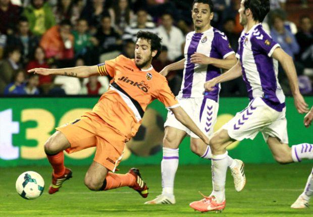 Valladolid 0-0 Valencia: Un punto de sopor en Zorrilla