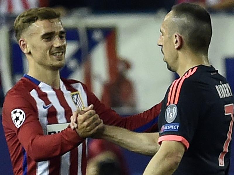 Griezmann risponde a Ribery: Ha ragione, ma per altri sono il migliore. Ho ancora 10 anni davanti