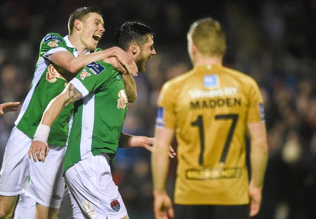 Airtricity Premier Division Team of the Week: Cork City dominate after big win