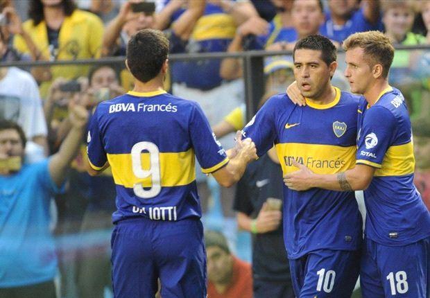Boca le ganó a Godoy Cruz y volvió a la victoria tras dos derrotas