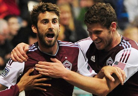 MLS Preview: Colorado Rapids - San Jose Earthquakes