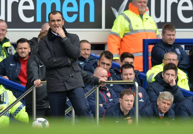 Martinez the man to succed Wenger at Arsenal, says Wright