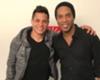 Juan Iturbe estuvo con Ronaldinho