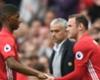 Marcus Rashford Wayne Rooney Jose Mourinho