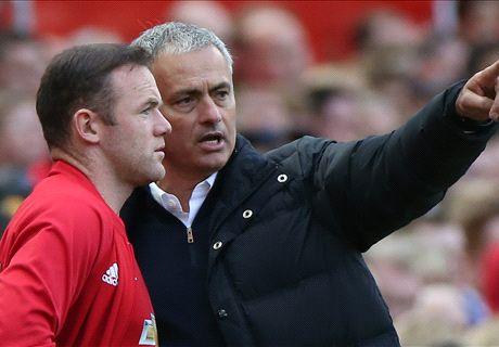 'I'll never sell Rooney' - Mourinho
