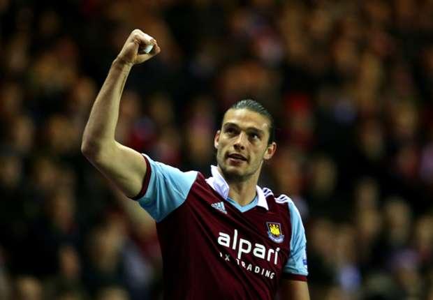 Allardyce underlines Carroll importance to West Ham