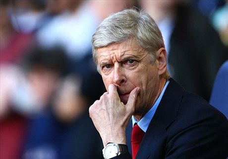 Wenger ready to quit if Arsenal fail