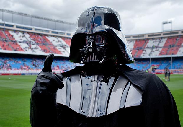 Das Fußball-Wochenende in Bildern - Atletico und die dunkle Seite
