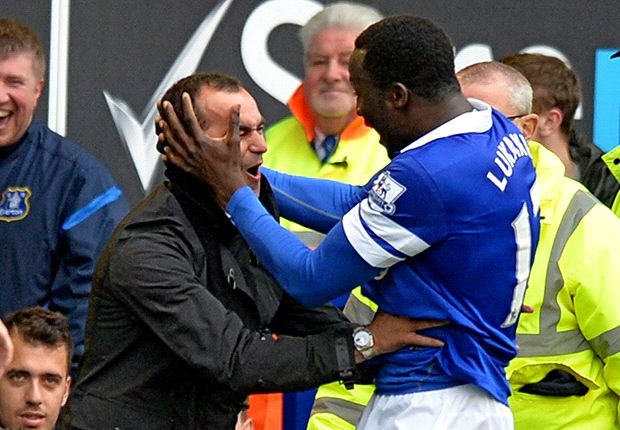 Roberto Martinez: Lukaku's Everton return up in the air