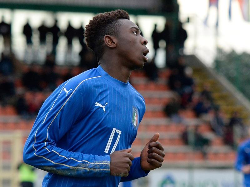 """Qui est Moise Kean, le nouveau """"Balotelli"""" de la Juventus ?"""
