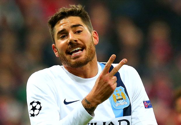 Inter target move for Manchester City midfielder Javi Garcia