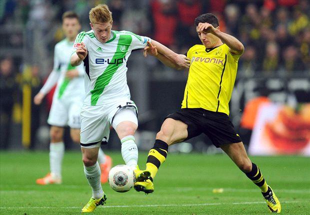 Borussia Dortmund - Wolfsburg Preview: Lewandowski set to return for semi-final showdown