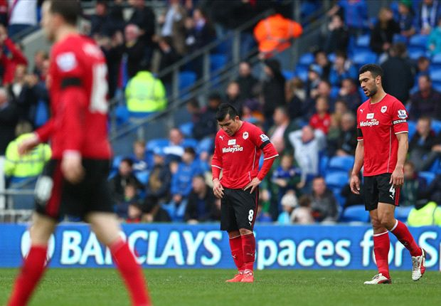 Caulker: Cardiff have mountain to climb to avoid relegation