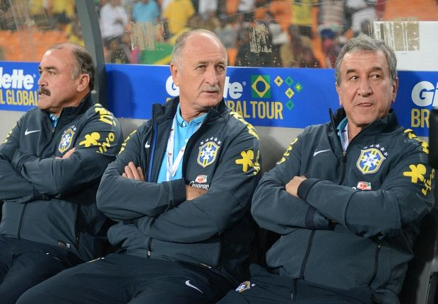 Scolari: European scouting tour beneficial ahead of WC squad