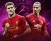 ►As estatísticas de Liverpool x United