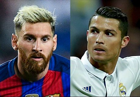Messi vs Ronaldo - whose stats are better?