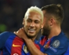Neymar termina con su sequía goleadora