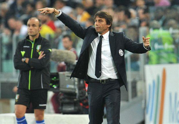 Juventus not champions yet, says Antonio Conte