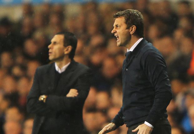 Sherwood: It's been an honour to manage Tottenham