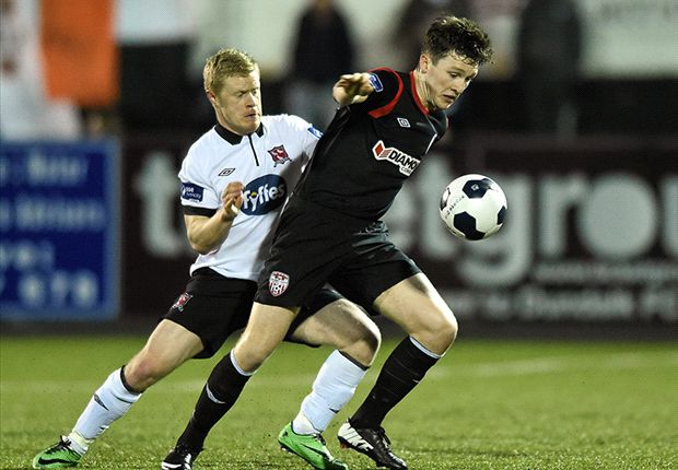 Dundalk 3-0 Derry City: Lilywhites win marred by McBride injury