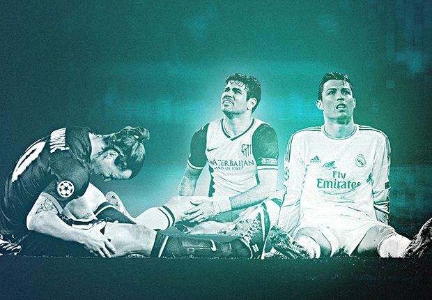 Ronaldo at risk – why is the Champions League being struck by so many injuries?
